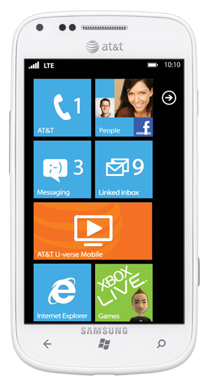 GearDiary Samsung's First 4G LTE Windows Phone, the Focus 2, Will Be $49.99 at AT&T
