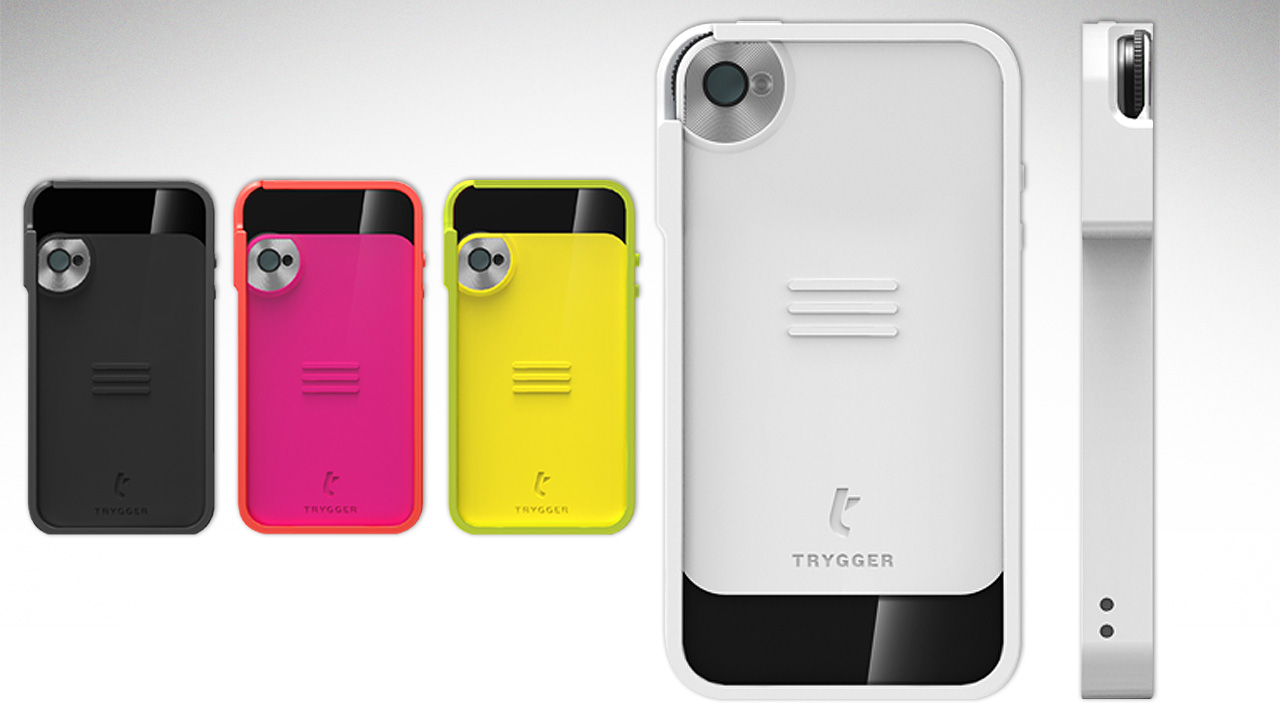 GearDiary Trygger iPhone Camera Case