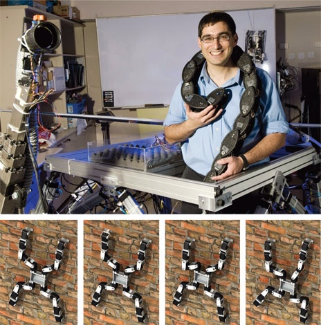 """""""The Amazing Robots of Israel"""", a Live Video Feed"""