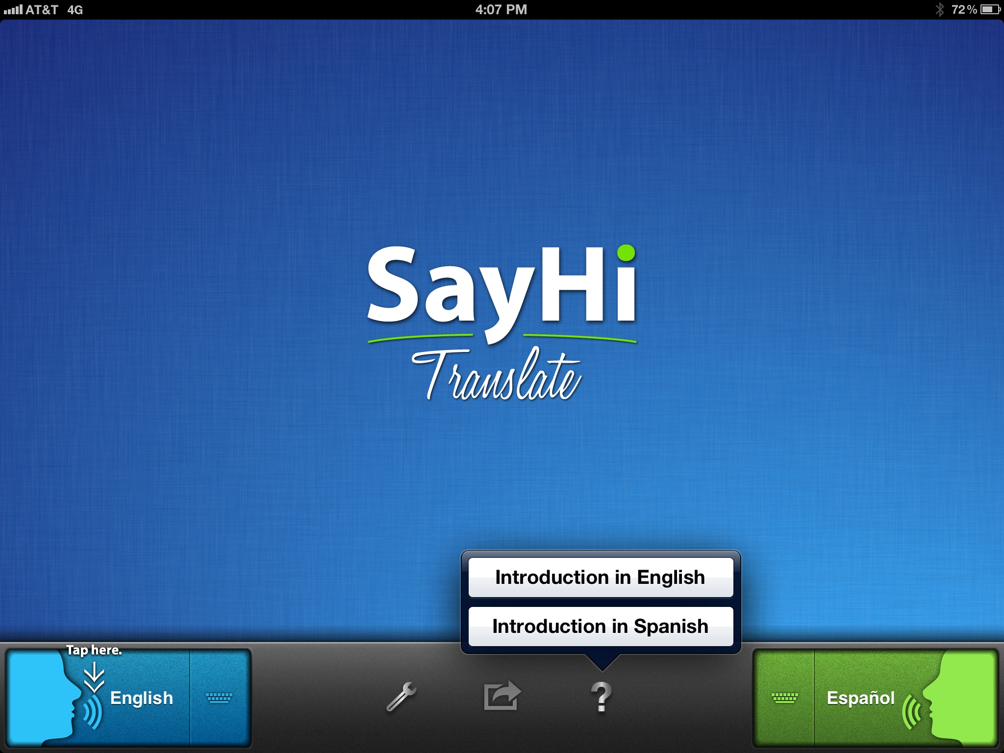 GearDiary With SayHi for iOS You Get Accurate Translations on the Fly