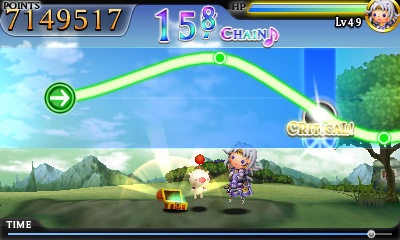 Theatrhythm Final Fantasy Review on Nintendo 3DS