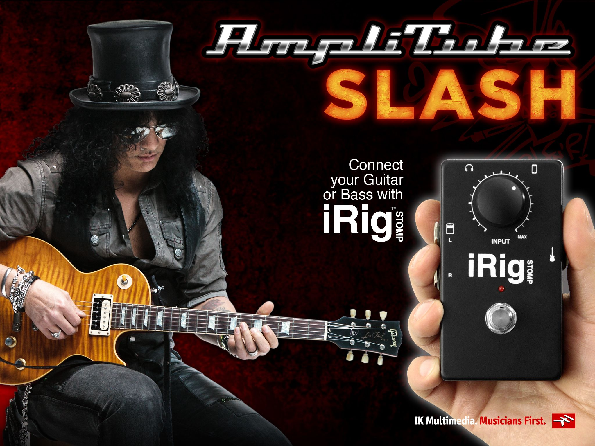 Amplitube Slash SS10