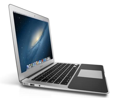 GearDiary Twelve South SurfacePad for Air Brings Luxury to the MacBook Air