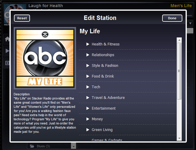 GearDiary Slacker Launches Personalized Lifestyle Stations with ABC Radio