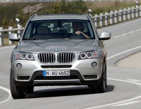 GearDiary 2012 BMW X3 'Simply The Best'