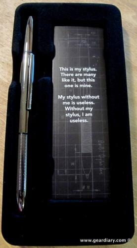 The Proporta Quillit Stylus Pen Review