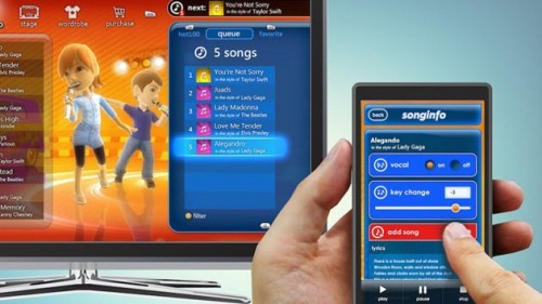 E3 2012 - Smart Glass for XBox