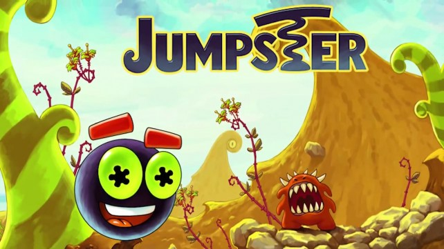 G5 Games Shows Off Jumpster, Its First Physics Platformer at E3!