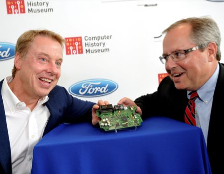 Ford Car Gear