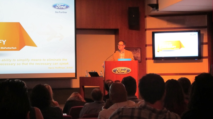 GearDiary GoFurther with Ford Trend Conference 2012, My Experience