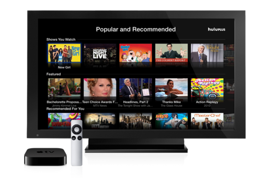 Roku Movies and Streaming Video iTunes iPhone Apps Hulu Apple TV