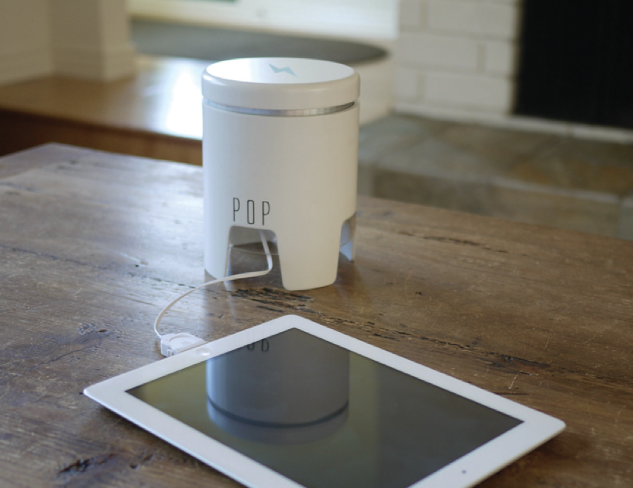 GearDiary POP - The Intersection of Charging and Design, Kickstart This!