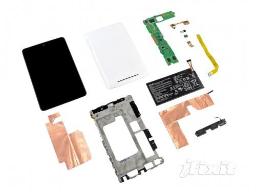 iFixit Nexus 7 teardown