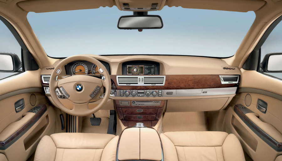 GearDiary Dragon Drive! Messaging Arrives in BMW 7 Series This Month