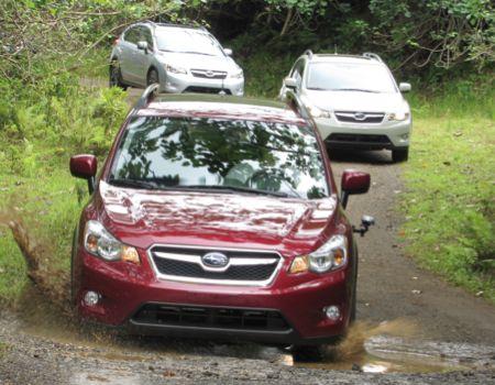 SUVs Subaru Cars