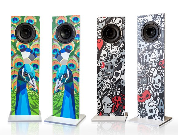 Speakers Music Kickstarter Audio Visual Gear