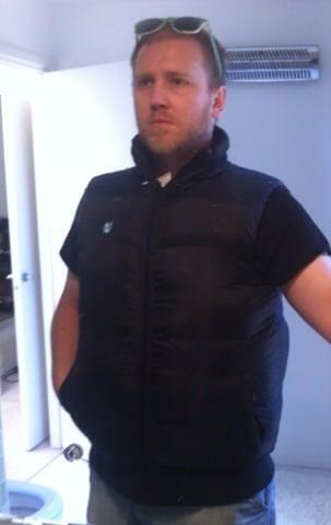 GearDiary Stuffa Jacket Holds ALL Your Stuff