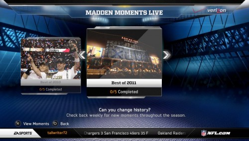 GearDiary Madden NFL 13 Review for PlayStation Vita