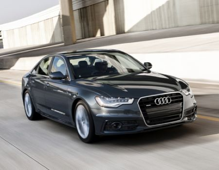Images courtesy Audi
