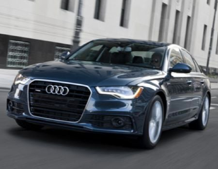 GearDiary 2012 Audi A6 Blends Athleticism and Elegance