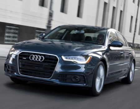 2012 Audi A6 Blends Athleticism and Elegance