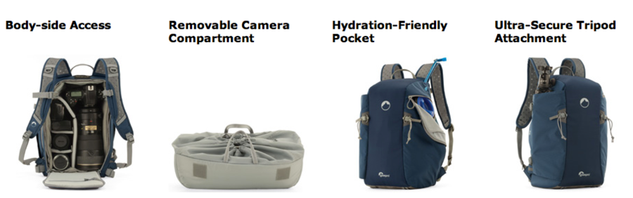 GearDiary Flipside Sport 10LAW Camera Backpack Review