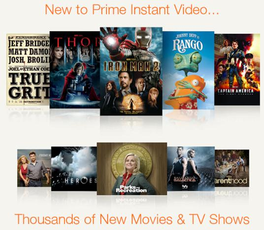 Xbox Movies and Streaming Video Amazon