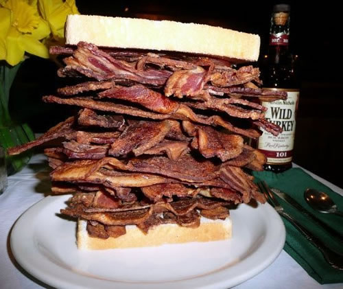 Global Bacon Shortage Coming in 2013!