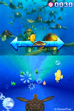 GearDiary Finding Nemo: Escape to the Big Blue Special Edition Review for Nintendo 3DS and Nintendo DS