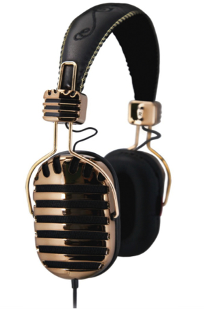 I-Mego Throne Gold Headphones Review