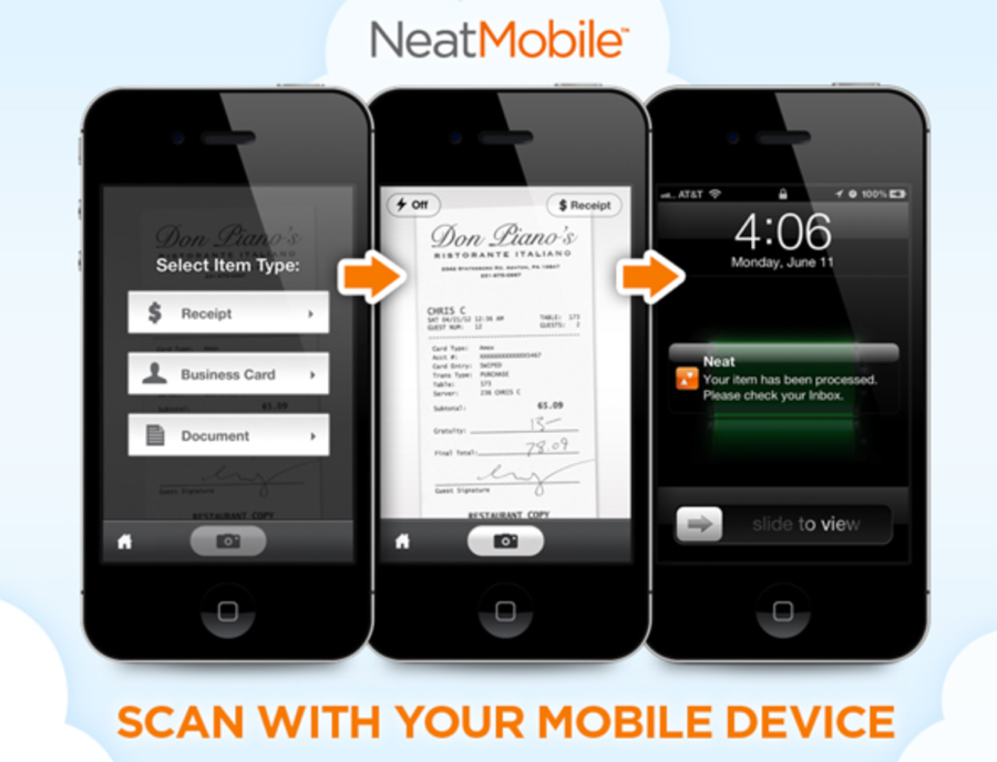 GearDiary iPhone 5 Plus NeatCloud Plus NeatMobile Helps Keep You Organized