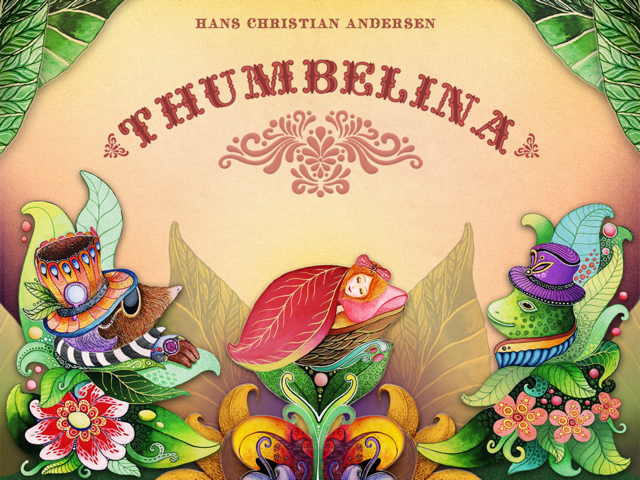 GearDiary Thumbelina Magic Story for iPad Review