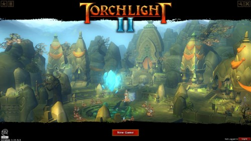Runic Games Announces Torchlight II Coming to Mac Feb  2nd with Fun