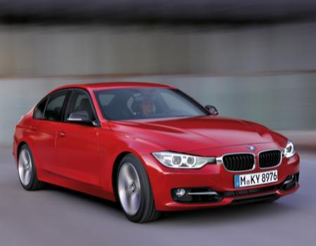 GearDiary 2012 BMW 335i Luxury Line