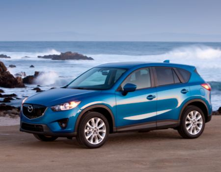 GearDiary 2013 Mazda CX-5 Crossover Brings the Zoom