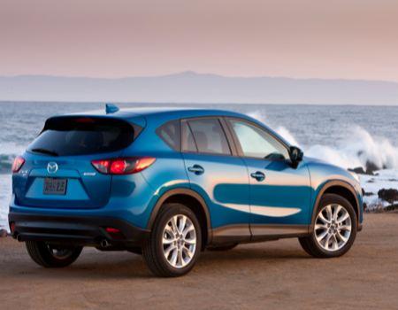 2013 Mazda CX-5 Crossover Brings the Zoom