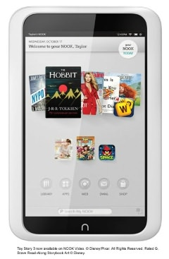 GearDiary Why Did the NOOK HD Get Such a Quiet Announcement?