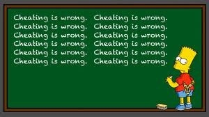 cheating in sports