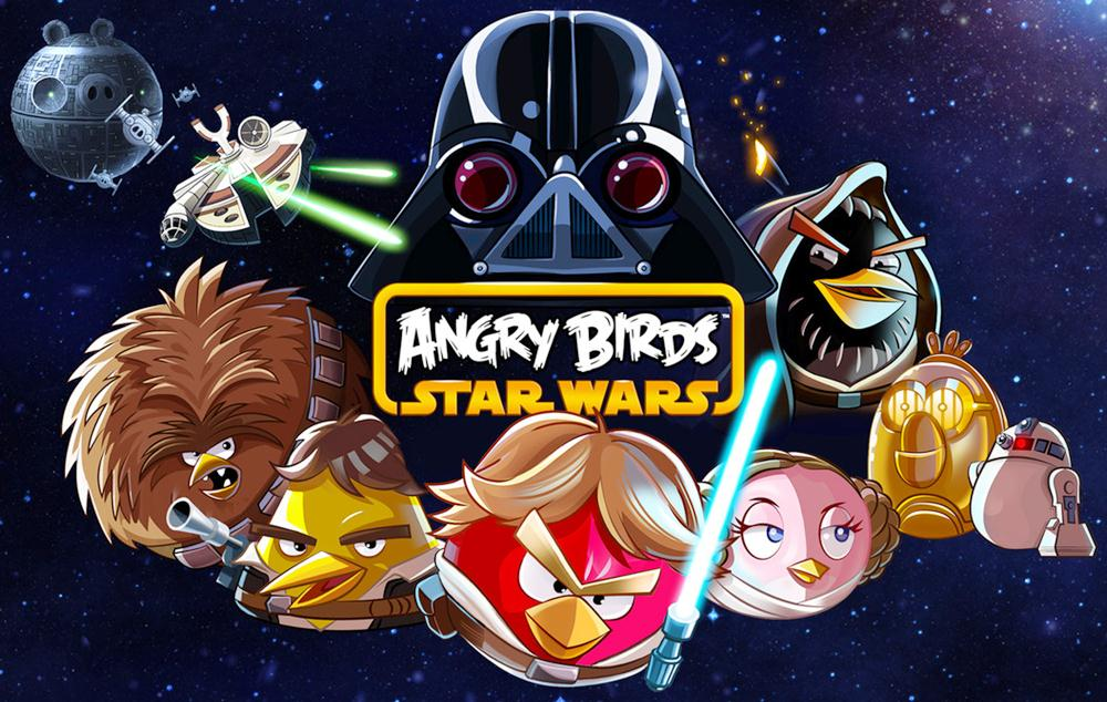 GearDiary Angry Birds Star Wars Set to Cause a Disturbance in the Force on November 8th!
