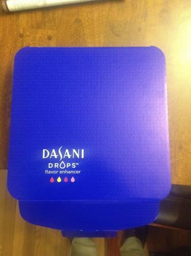 Dasani Drops Water Enhancer Review