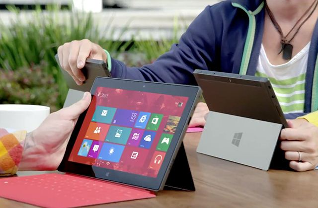 Ultra Portable Tablets Microsoft Surface Microsoft