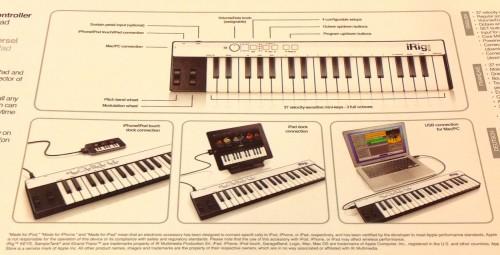 iRig Keys Box2