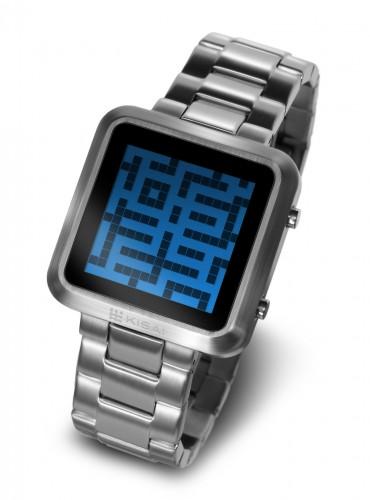 Kisai Maze - Silver/Blue 02