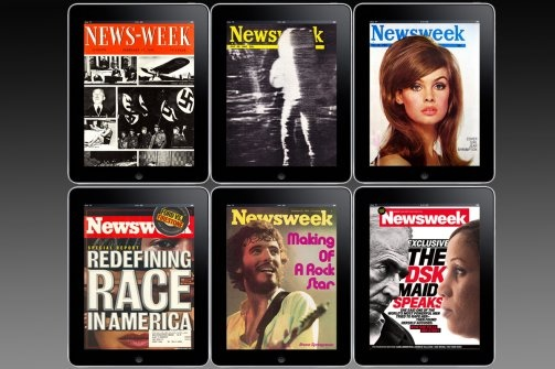 GearDiary Will Newsweek Succeed in Jumping to Digital?