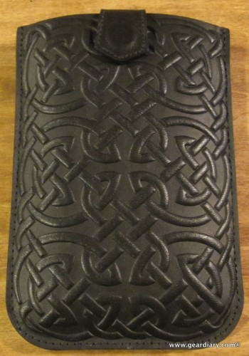 Oberon Design Large Smartphone Sleeve Review