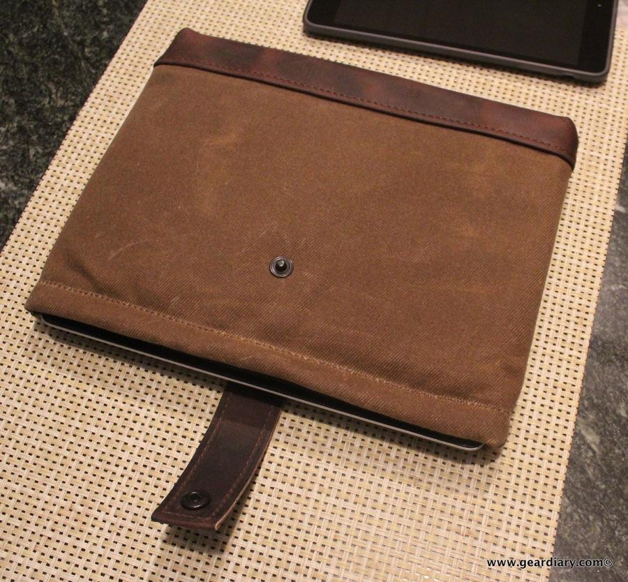 WaterField iPad Gear