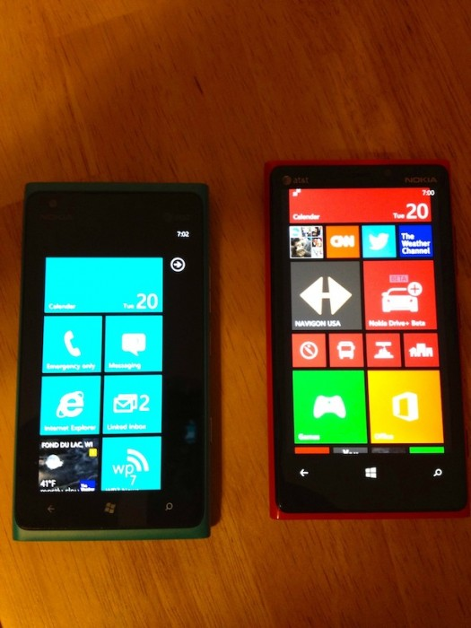 Nokia Lumia 920 & Windows Phone 8 - Thoughts from an iPhone & Lumia 900 User