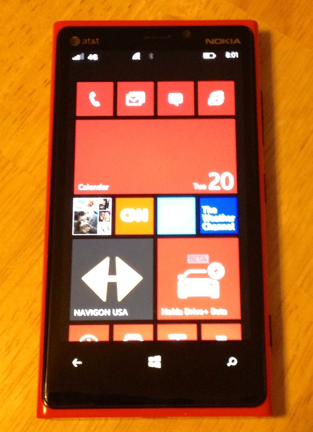 GearDiary Nokia Lumia 920 & Windows Phone 8 - Thoughts from an iPhone & Lumia 900 User