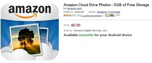 Dropbox Cloud Computing Android Apps Amazon