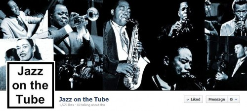 'Jazz On The Tube' Delivers Curated Classic Jazz Videos